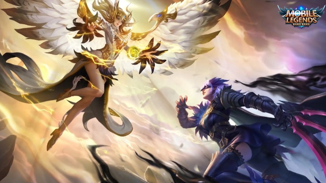 40 Wallpaper Mobile Legends Terbaru 2019 Khusus Hero
