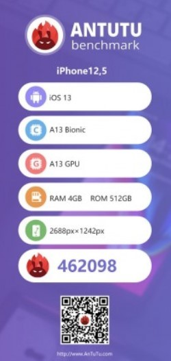 Antutu iphone 11 pro max