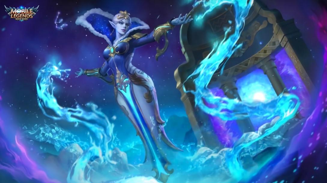 Aurora Zodiac Aquarius