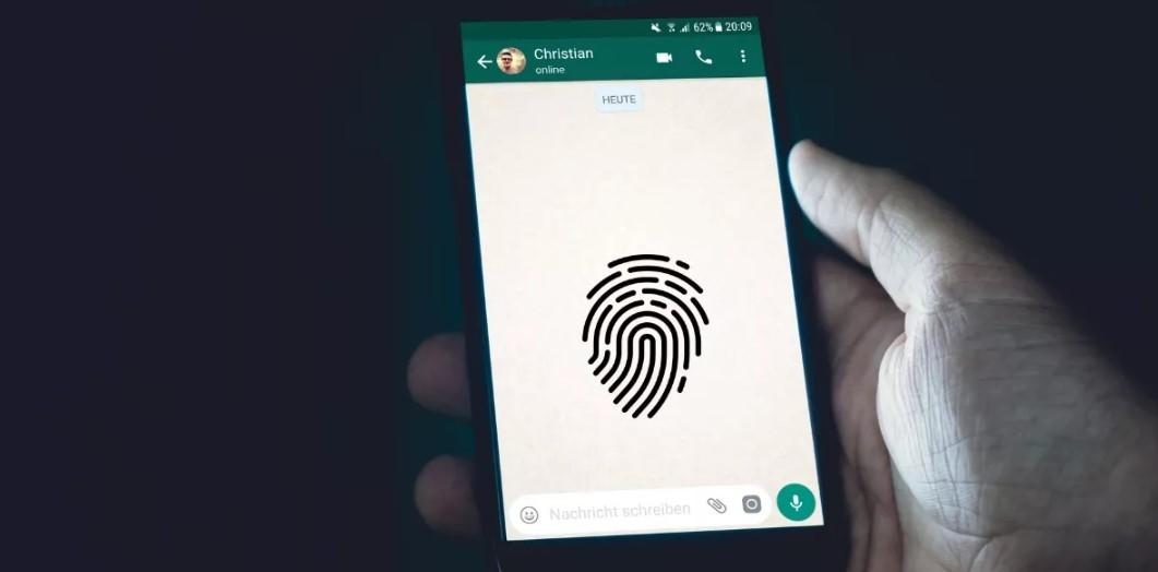 Cara Mengunci WhatsApp menggunakan Sidik Jari