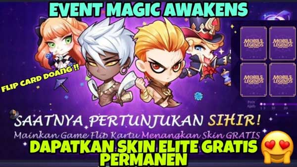 Event Magic Awakens Mobile Legends