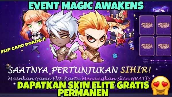 Event Magic Awakens Mobile Legends