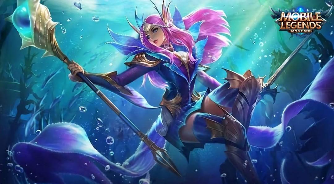 Odette Mermaid Princess