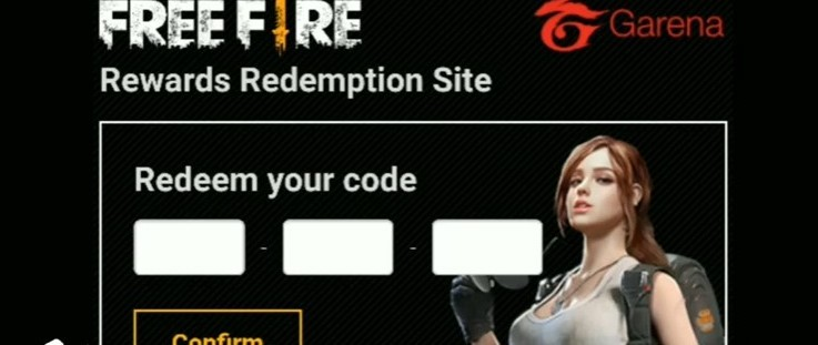 Redeem Freefire Update