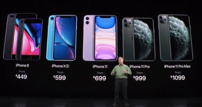 Spesifikasi iPhone 11 Pro maxx