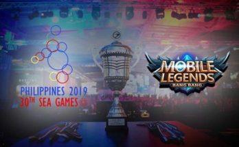 Kapan jadwal Sea Games 2019 Mobile Legends
