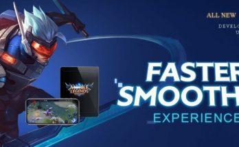 Update Mobile Legends Versi 2.0