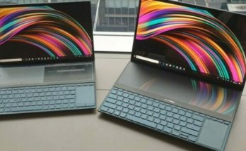 ASUS ZenBook Pro Duo UX481