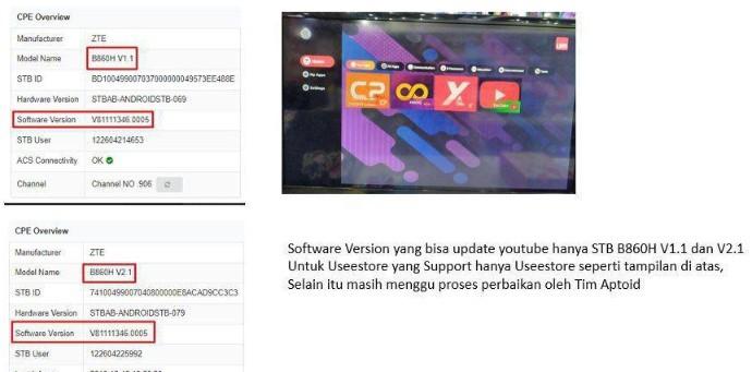 Cara Upgrade YouTube di IndiHome