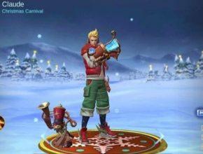 Christmas Carnival Bundle Mobile Legends