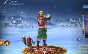 Christmas Carnival Bundle Mobile Legends