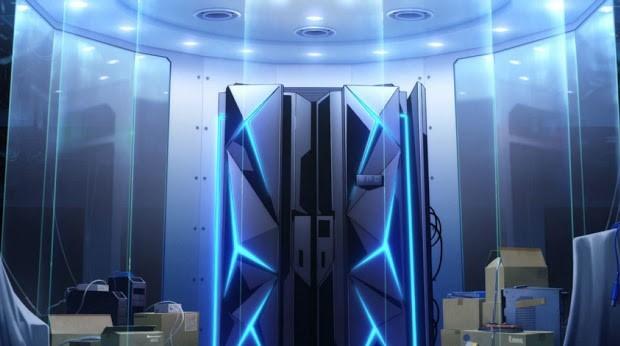 Komputer Mainframe Z14 ZR1