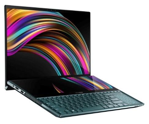 ZenBook Pro Duo UX481