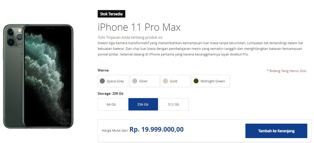 iphone pro max 256gb ibox