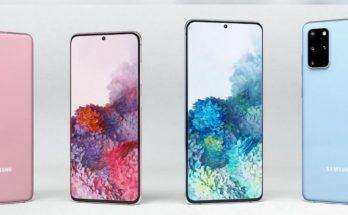 Fitur Samsung Galaxy S20 Lite