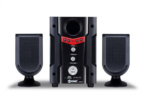 Gambar GMC 888D2 Speaker Aktif Paling Bagus Suaranya