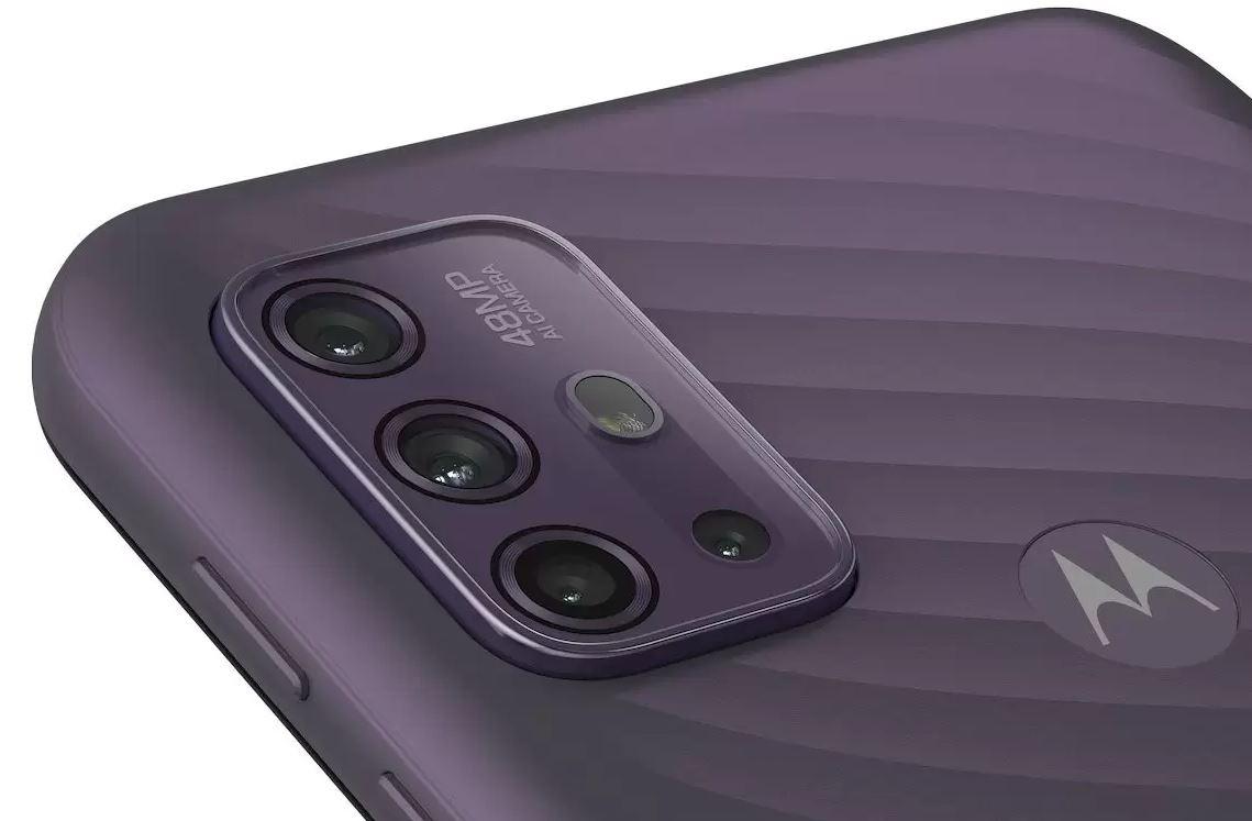 spesifikasi kamera Motorola Moto G10
