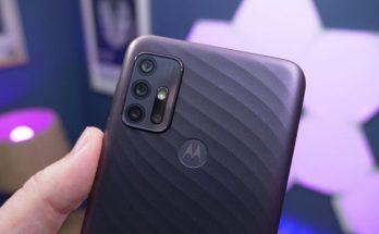 Review Motorola Moto G10